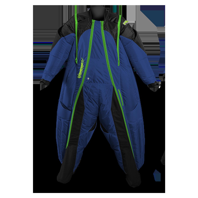 Wahoo [M] Blue/Black/UV Green